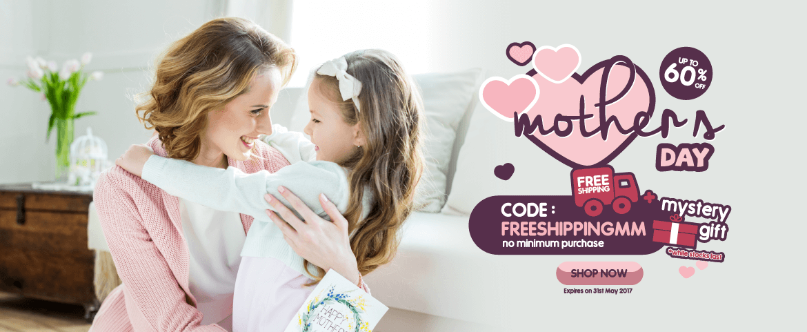 Mother's Day Campaign 2017