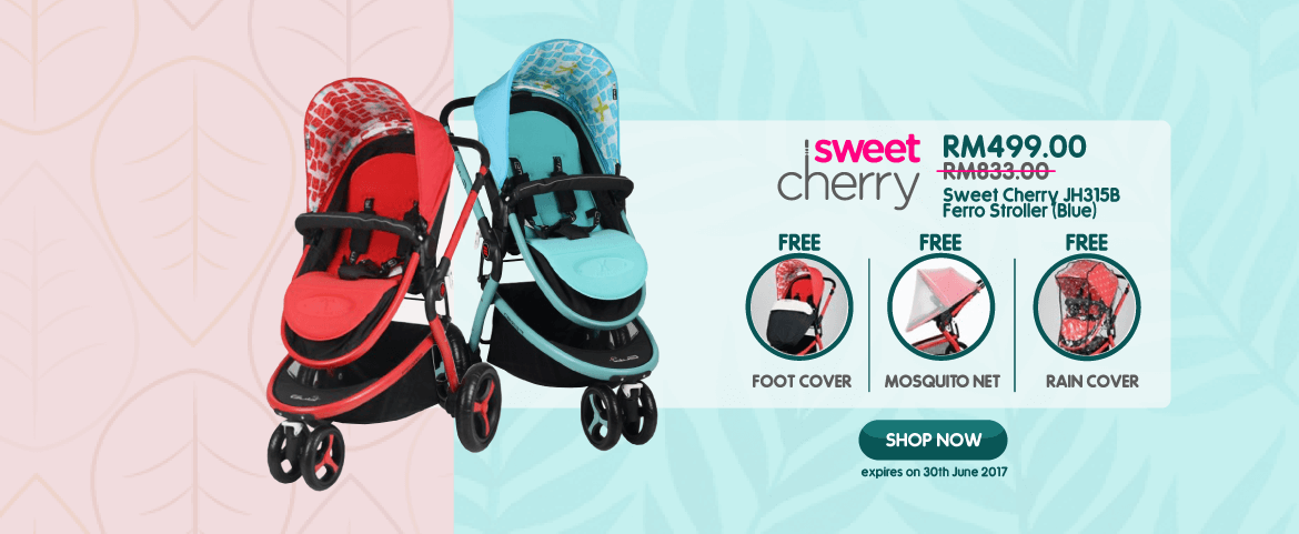 Sweet Cherry Promotion