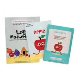 Motherhood Flash Card (Fruit) - Series 1