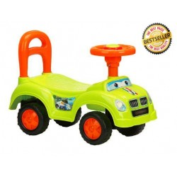 BBH Quality Baby Ride On Car with PIPI Sound (Green)