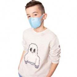 MEO X Disposable Mask S Size (Pack of 3 Kids x 3 Packs)