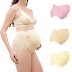 Kimi Mommy Maternity Comfortable Supportive Panties - Without Adjustable Waistband