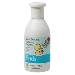 Buds Soothing Organics Soothing Hydrating Cleanser 225ml