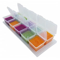 Little Bean Baby Food Freezer Cubes