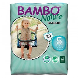 Bambo Nature Junior Pants (20 Packs)