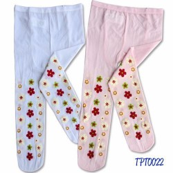 Bumble Bee Spring Flower Tights (TPT0022)