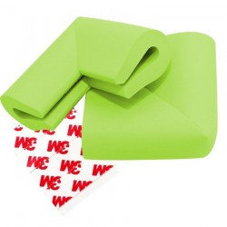 PUKU U Shape Desk Corner Guard Edge Cushion Child Home Safety 4 pcs Green P30525