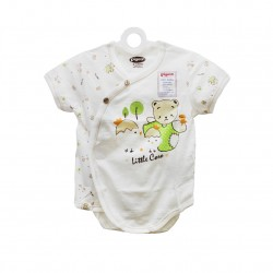 Pigeon Basic Boy Short Sleeve Romper IN0002-08