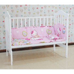 Royalcot Hello Kitty Baby Cot Bedding Set