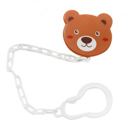 Keaide Biddy Security Pacifier Chain Clip