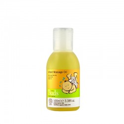 Buds Everyday Organics Infant Massage Oil 100ml