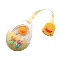 Piyo Piyo Duckling Cell Phone Toy