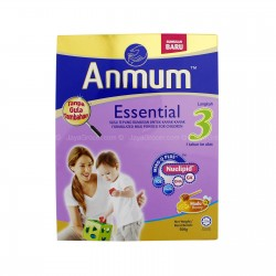 Anmum Essential Step 3 (1+years) 1.2kg - Plain