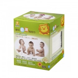 Simba Multi-Functional Baby Wipes (80 Sheets)
