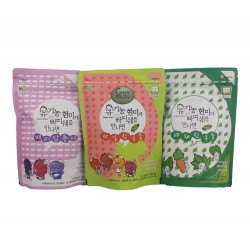 Renewallife Organic Korean Baby Snack Patissier (3 Packs)