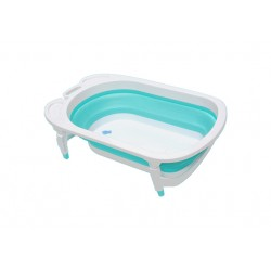 BabeSteps Foldable Bath Tub (Blue)