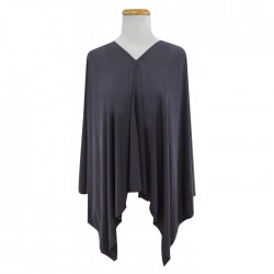Lunavie Nursing Cover (Dark Grey)