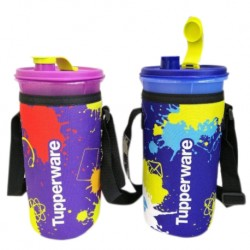 Tupperware High Handolier with Pouch - 1.5L (Purple)