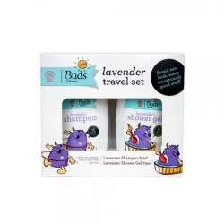 Buds for Kids Lavender Travel Set