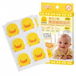 Piyo Piyo Repellent Sticker (18pcs)