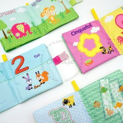 Toys Funtastic Special Promotion - Soft Book Combo