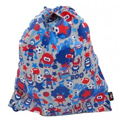 Inky Swim Bag (Monster Bash)