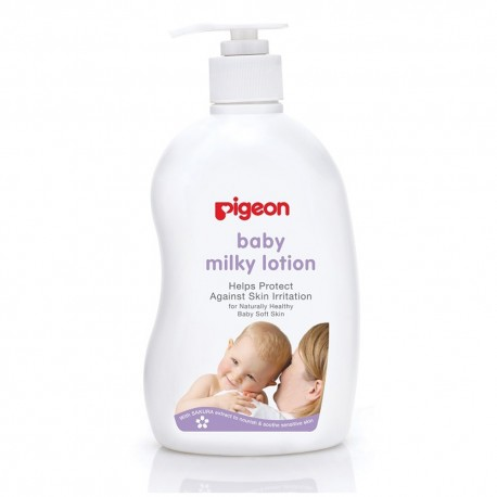 Pigeon Sakura Baby Milk Lotion, 500ml