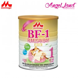 Morinaga BF-1 Infant Formula (0-12month) 900g Tin