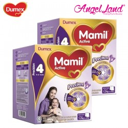 Dumex Mamil Active 4 (4+ years) 1.2 kg (2 Pack)