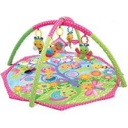 Playgro Large Activity Floorplay-Bugs n Bloom Activity Gym
