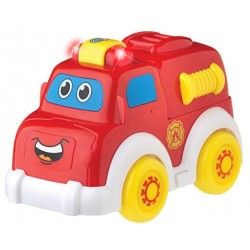 Playgro Lights and Sounds Fire Truck