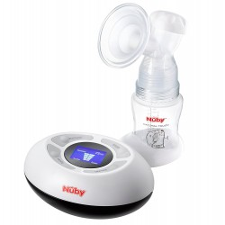 Nuby Natural Touch Electric Breast Pump - Electric 2 Phase Breast Pump