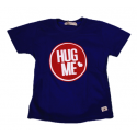 BABY STYLE ASIA Baby Boys Hug Me Blue T-Shirt (Free Shorts) Flynn Collection