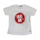 BABY STYLE ASIA Baby Boys Hug Me White T-Shirt (Free Shorts) Flynn Collection