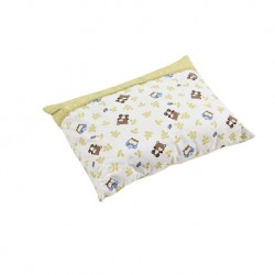 Babylove 100% Cotton Premium Pillow S (Good Nigt Owl)