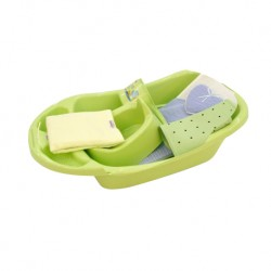 Babylove Bath Set 6 in 1 Combo - Set C