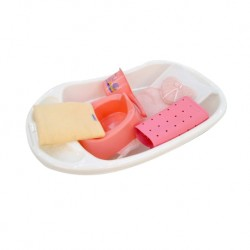 Babylove Bath Set 6 in 1 Combo - Set D