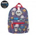 Babymel Mini Backpack & Safety Harness / Reins Age 1-4 Years (Monster)