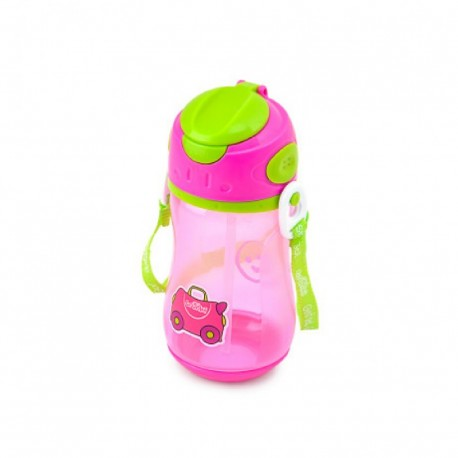 Trunki Drink Bottle -Pink