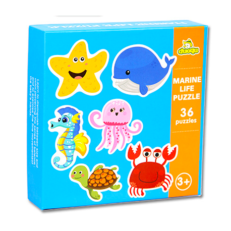 BabeSteps Baby Wooden Puzzle