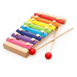 BabeSteps Hand Knocks The Xylophone 8 Notes - B446