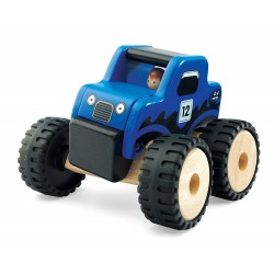 Wonder World Big Wheel Truck