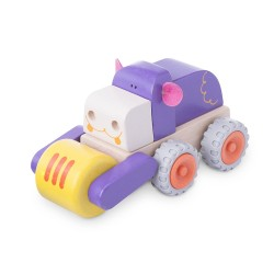 Wonder World Hippo Roller