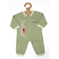 Budding Baby Anti-Mosquito Apparel Long Sleeve & Long Pant Boy - Green