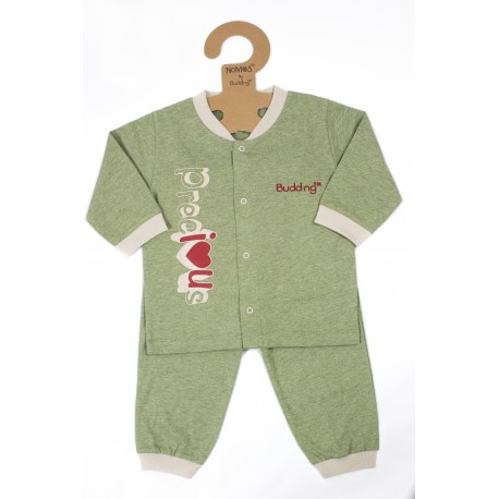 NOMOS Anti-Mosquito Apparel Long Sleeve & Long Pant Boy - Green