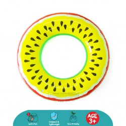 'Cheekaaboo Juicy Fruity Kids Swim Ring (Passion Fruit)'