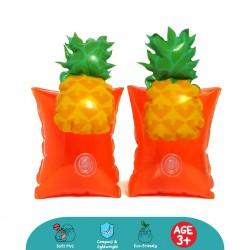 'Cheekaaboo Arm Float - Pineapple'
