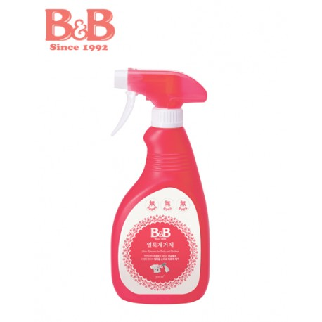 B&B Stain Remover for Baby and Children (500ml)