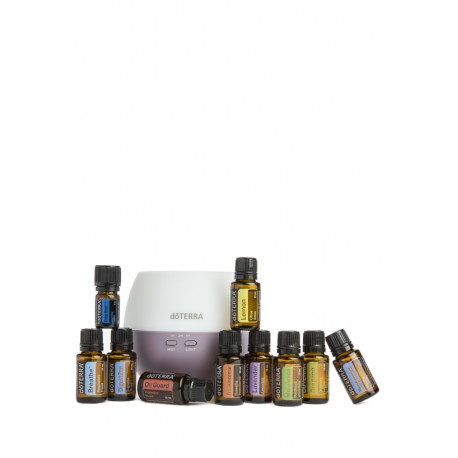 doTERRA Home Essentials Kit + Fractionated Coconut Oil