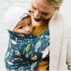 'Boba Baby Carrier 4GS (Birds Of A Feather)'